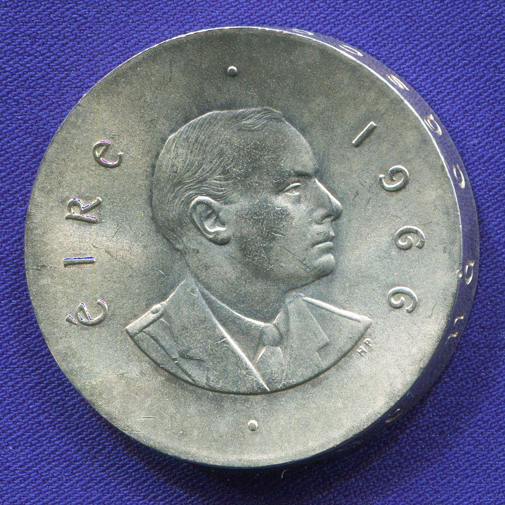 Ирландия 10 шиллингов 1966 50 лет пасхальному восстанию  - 1