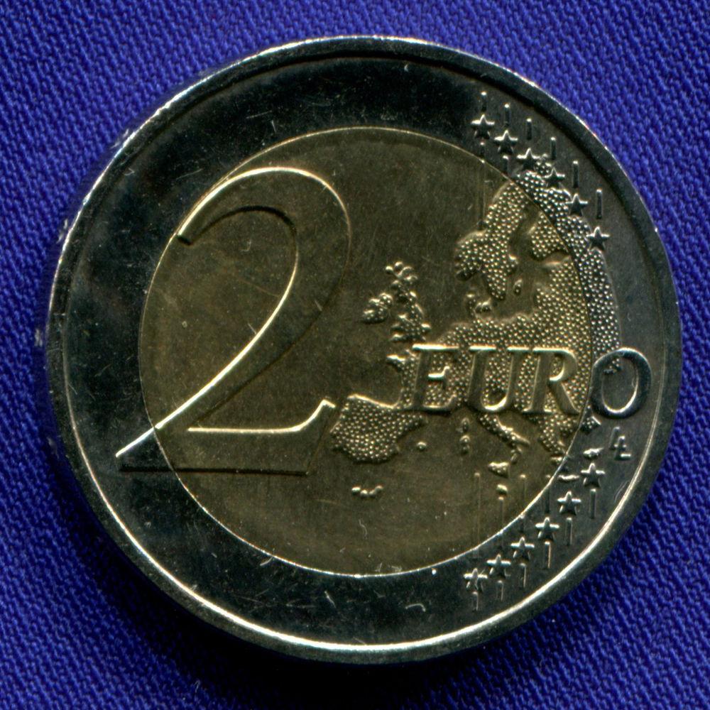 Франция 2 евро 2015 aUNC Фестиваль Федерации  - 1