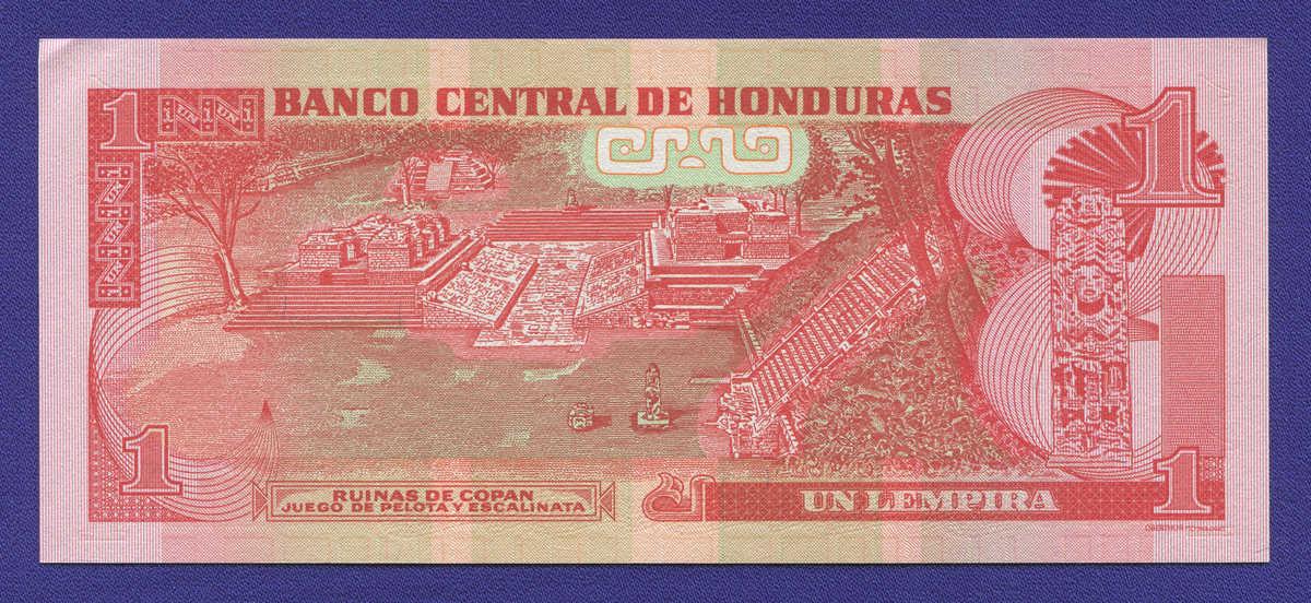 Гондурас 1 лемпира 2010 aUNC - 1