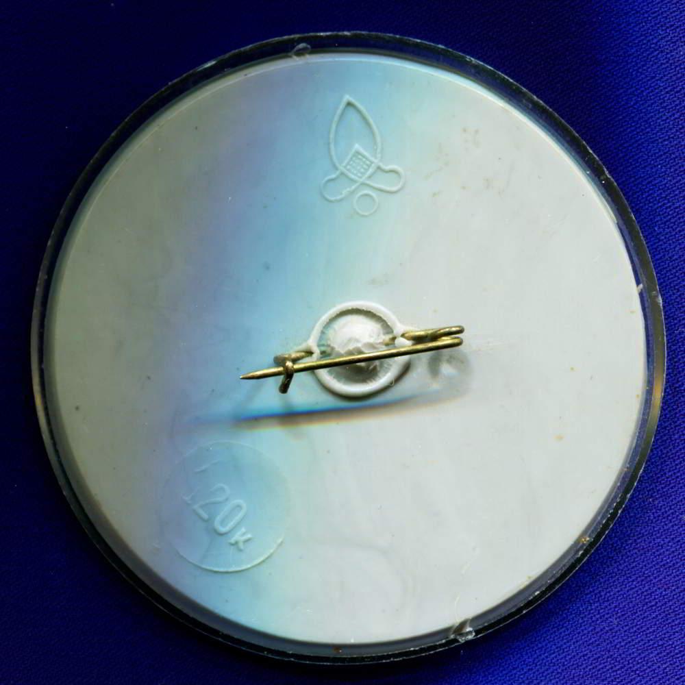 Значок «Курцхаар» Пластмасса Булавка - 1