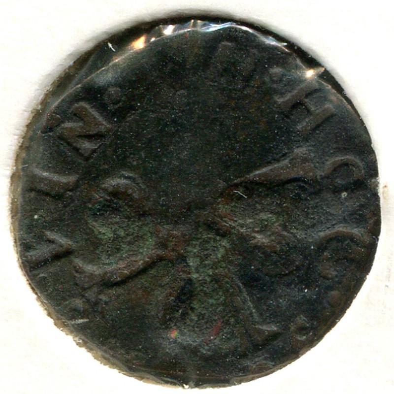Италия-Милан Сольдино Карло II (1674-1700) ND F - 1