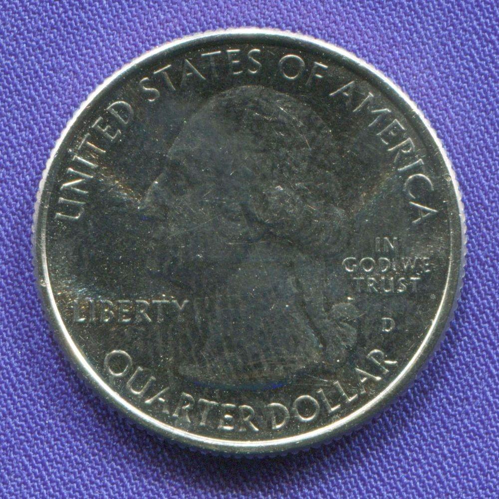 США 25 центов 2016 UNC Теодор Рузвельт  - 1