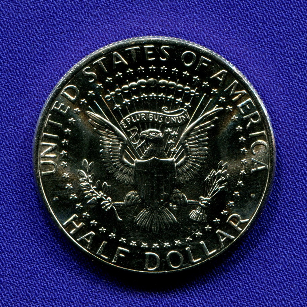 США 50 центов 2016 UNC  - 1