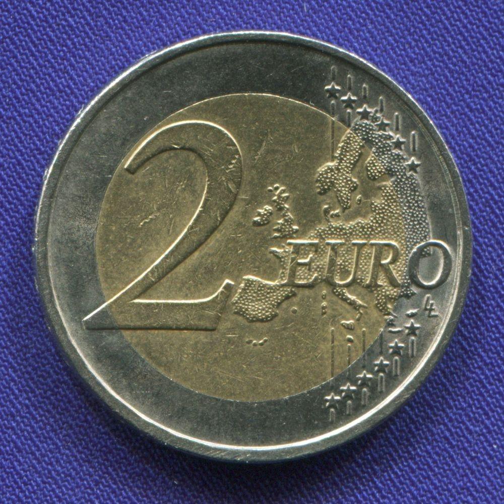 Германия 2 евро 2010 XF Бремен  - 1