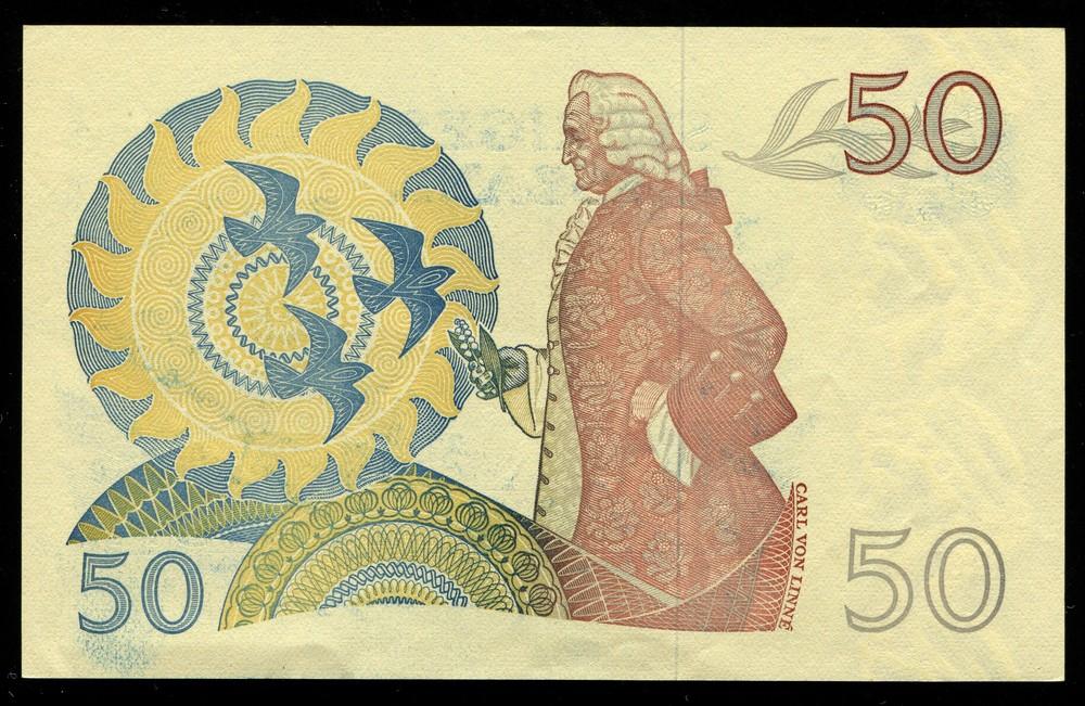 Швеция 50 крон 1967 - 1