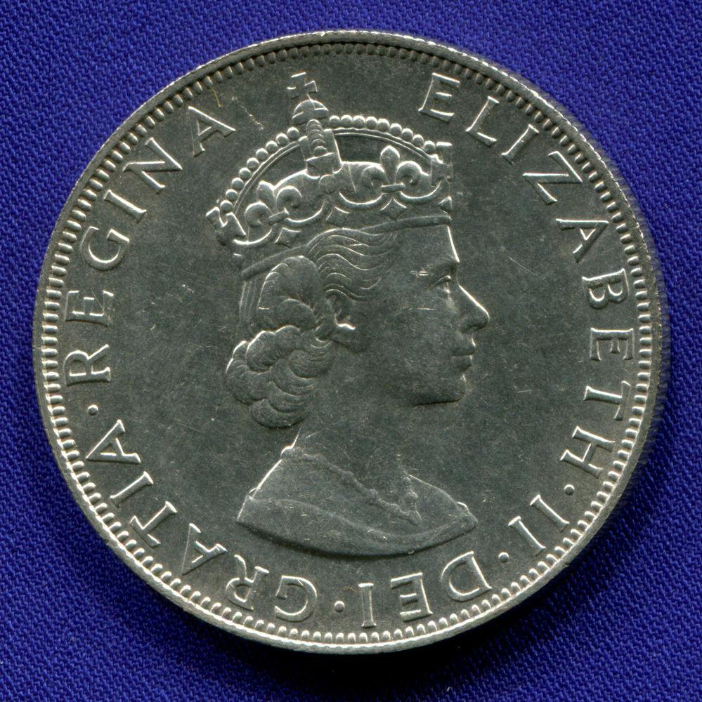 Бермудские Острова 1 крона 1964 aUNC - 1