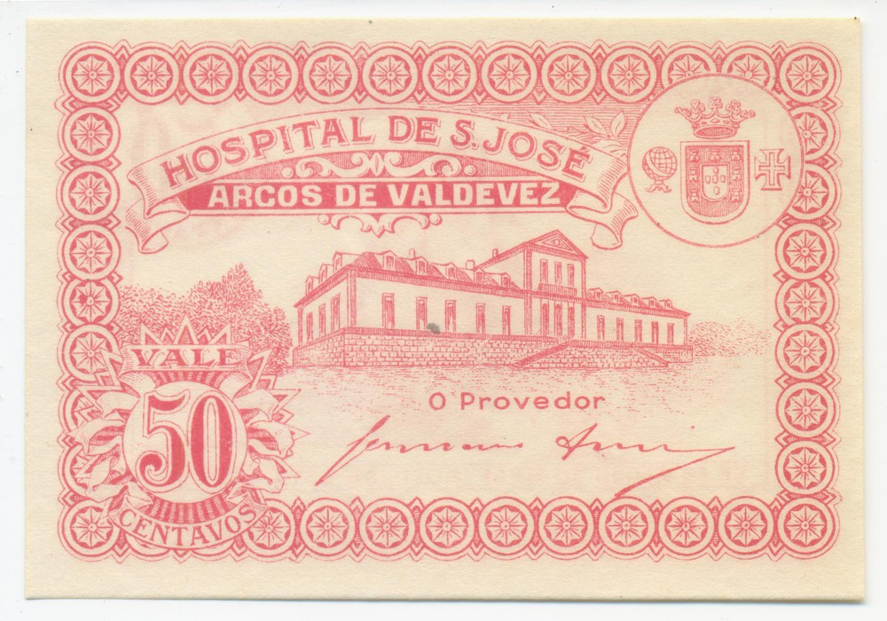 Набор Португалия 5, 10, 30, 50 сентаво ND - 8