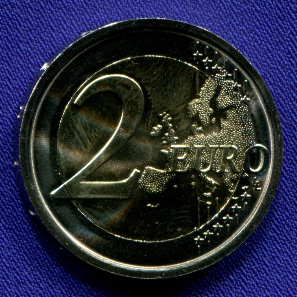 Словения 2 евро 2019 UNC Люблянский университет  - 1