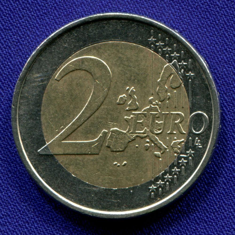 Германия 2 евро 2006 VF Шлезвиг-Гольштейн  - 1