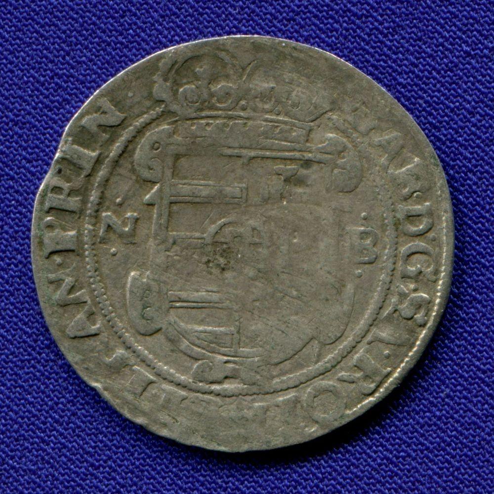 Румыния/Трансильвания 1 грош 1627 VF  - 1