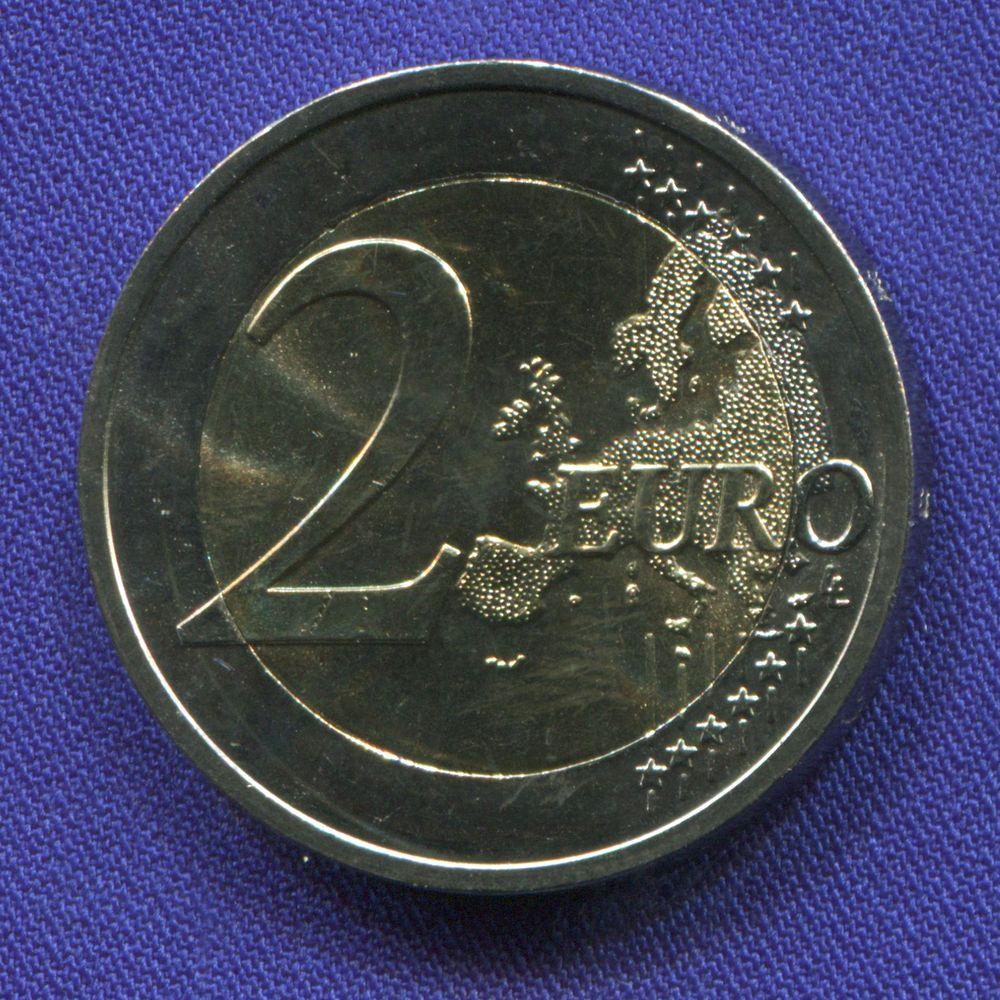 Португалия 2 евро 2016 UNC Олимпийские игры в Рио  - 1