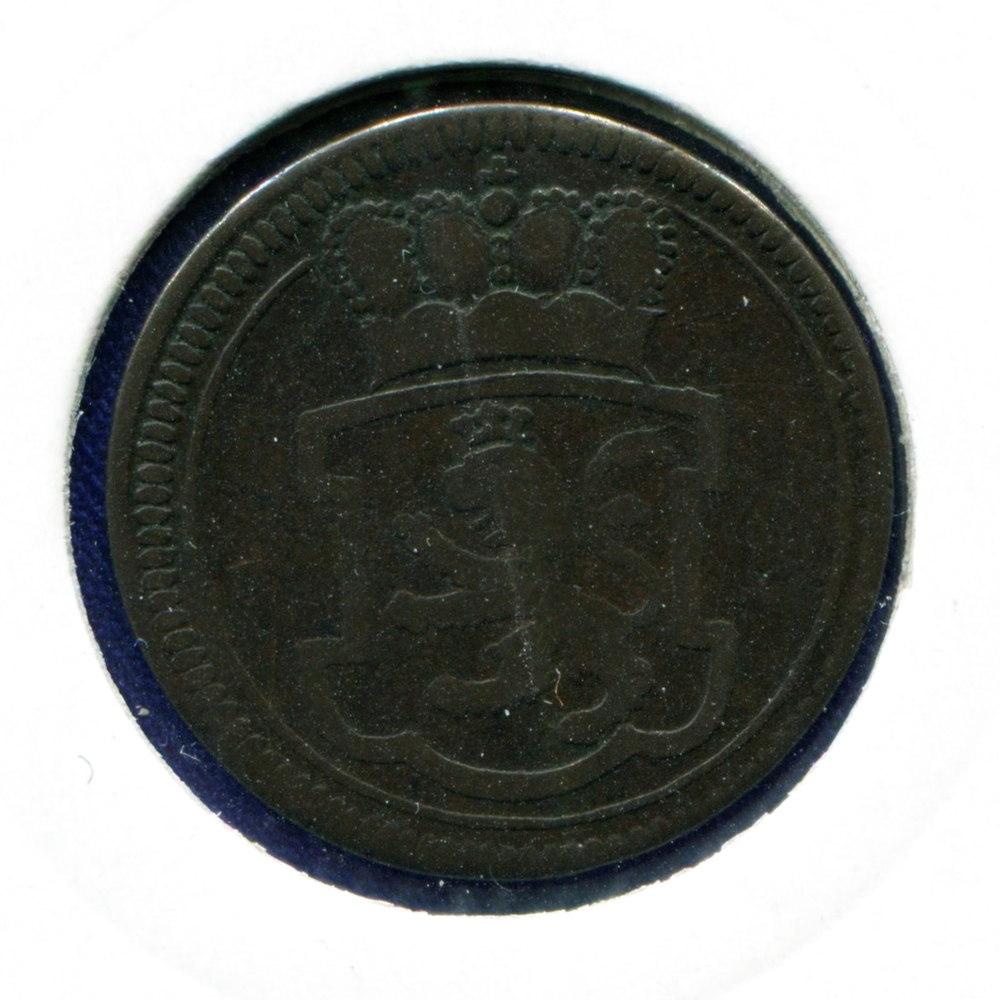 Германия/Юлих-Берг 1/4 штюбера 1750 F  - 1