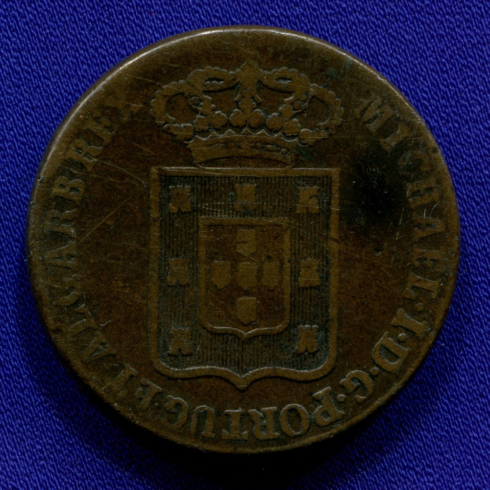 Португалия 40 рейсов 1830 F - 1
