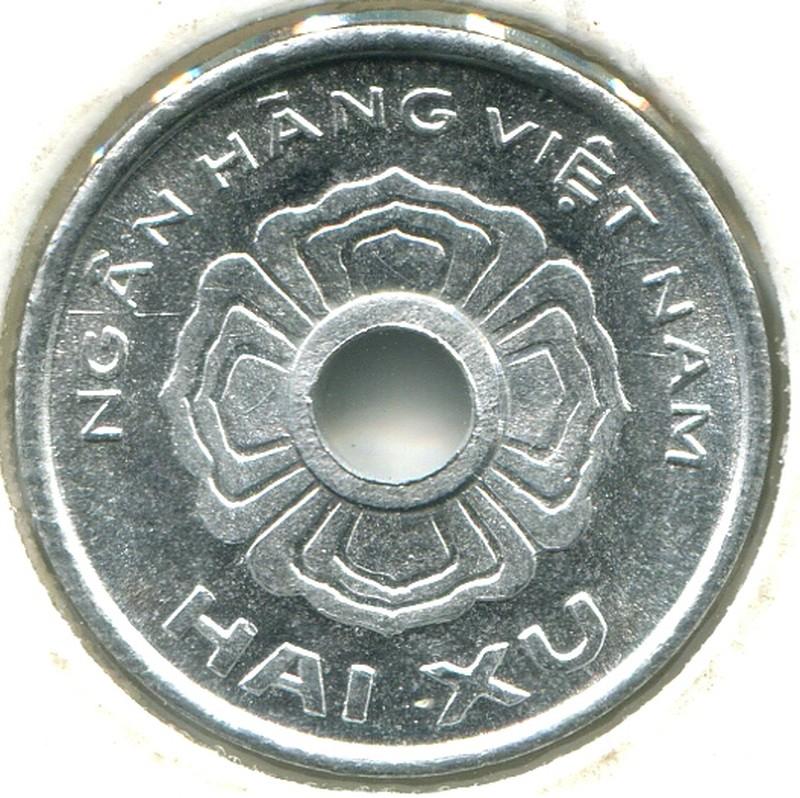 Вьетнам 2 ху 1975 #9 BU - 1