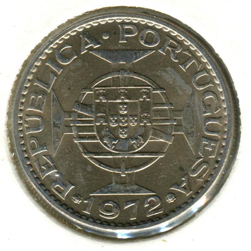 Макао 50 авоc 1972 #7 BU - 1