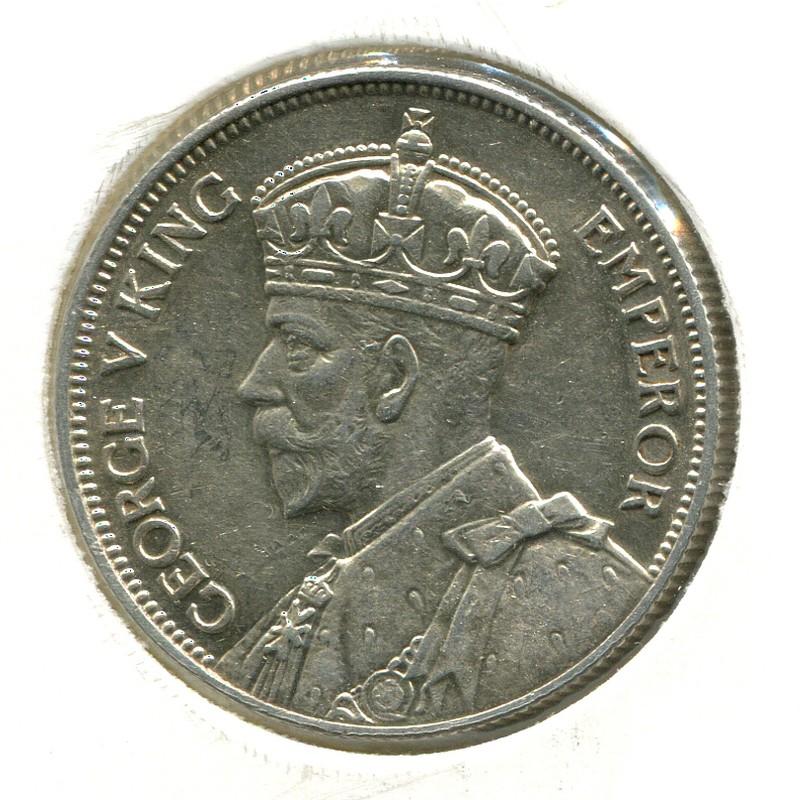 Южная Родезия 2 шиллинга 1936 #4 XF+ - 1