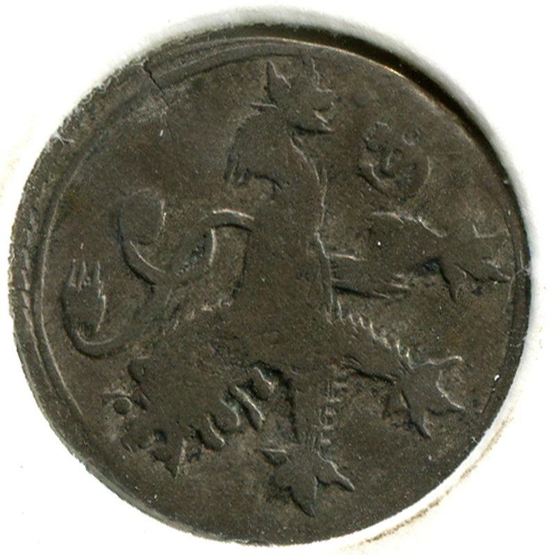 Германия Гессен-Кассель 12 геллеров 1656 #235 F - 1