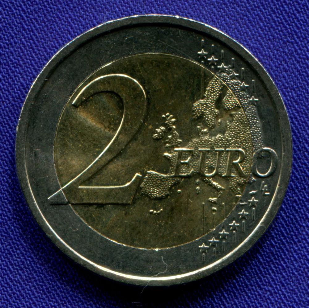Ирландия 2 евро 2019 UNC Дойл Эреан  - 1