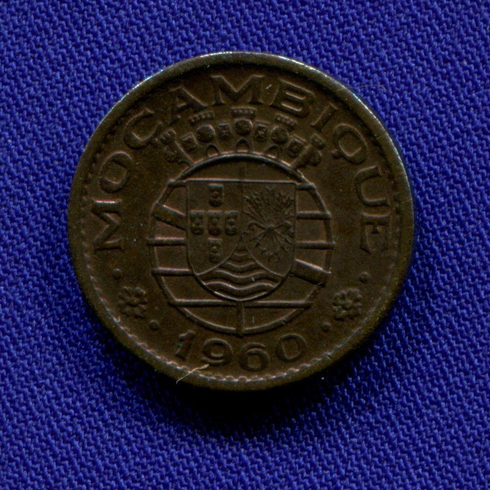 Мозамбик 10 сентаво 1960 aUNC  - 1