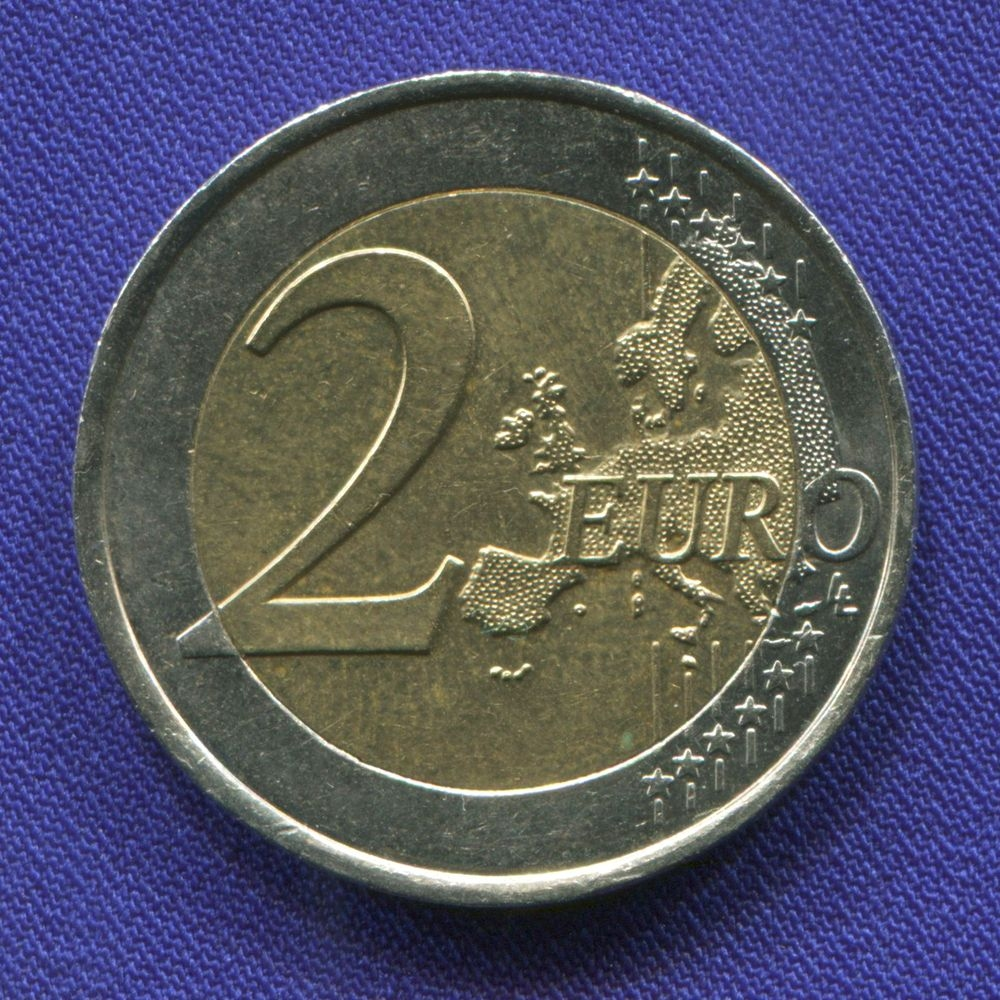 Франция 2 евро 2008 XF Председательство в ЕС  - 1