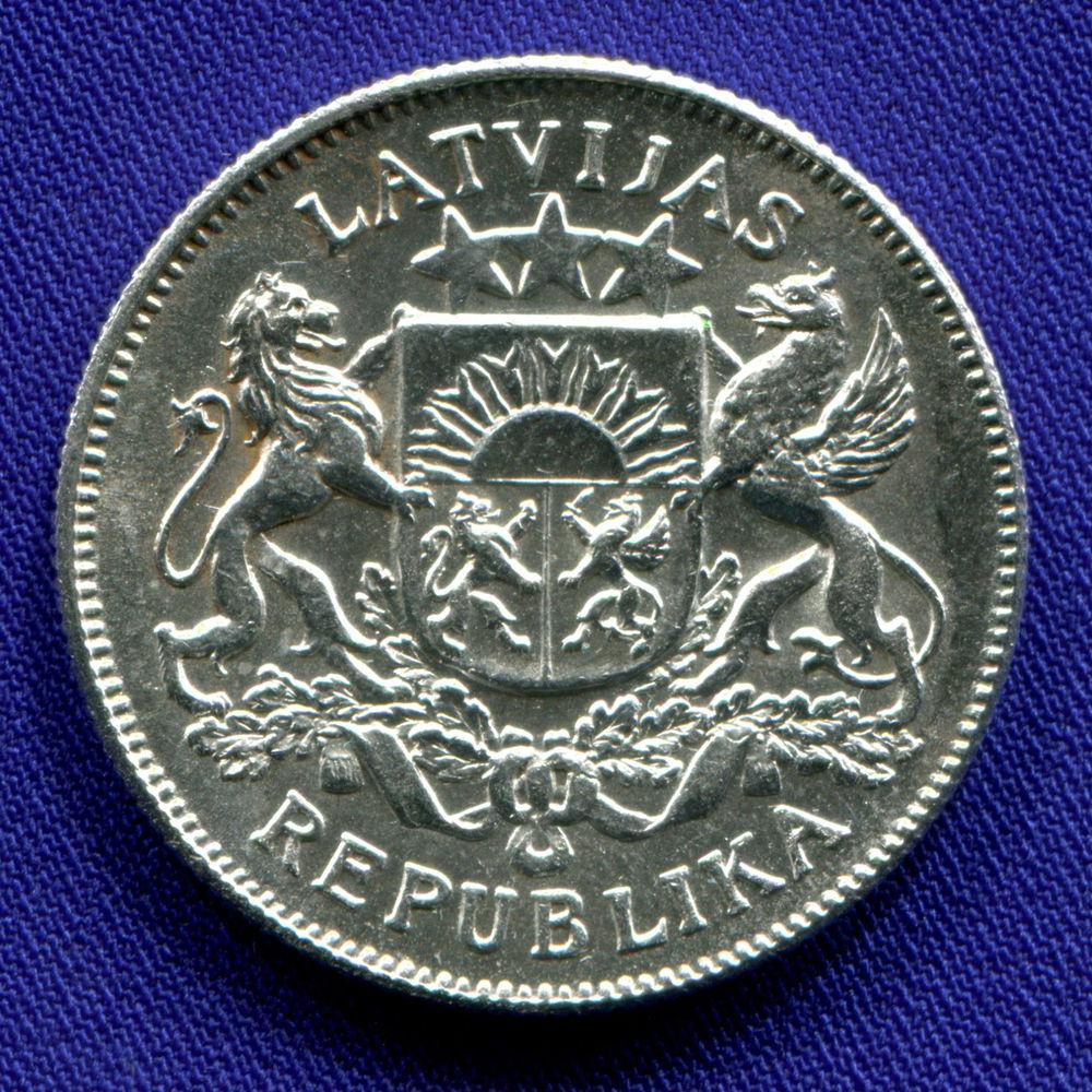 Латвия 2 лата 1926 UNC - 1