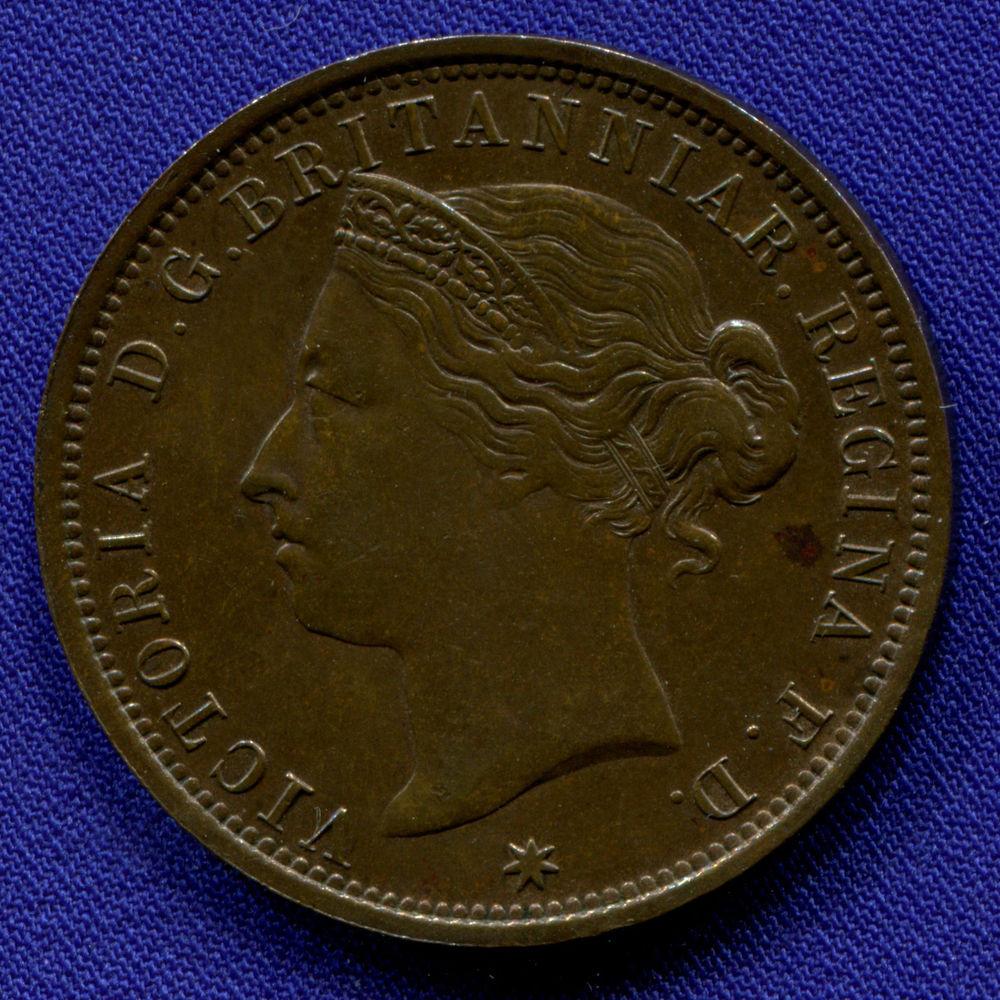 Джерси 1/12 шиллинга 1894 VF  - 1