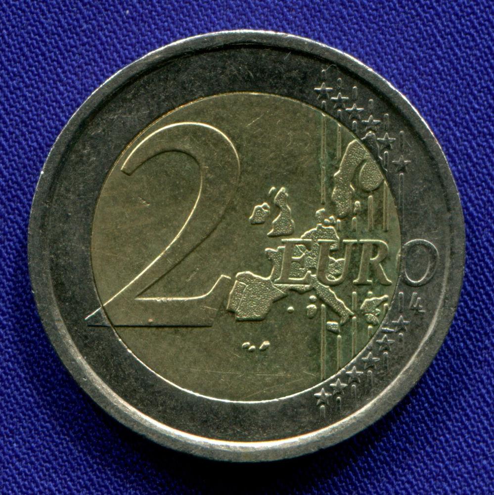 Италия 2 евро 2006 XF XX зимние Олимпийские Игры  - 1
