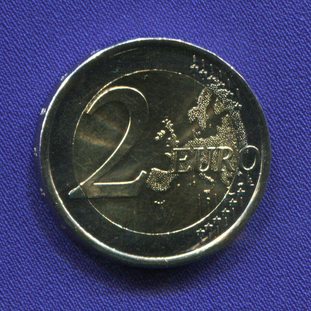 Испания 2 евро 2012 UNC Кафедральный собор в Бургосе  - 1