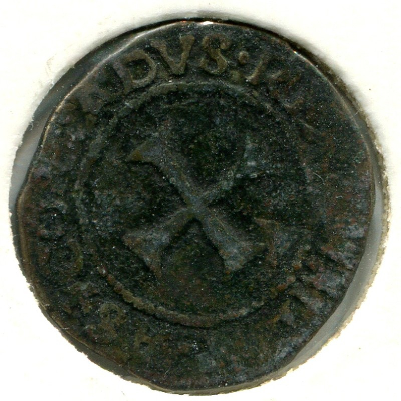 Италия-Генуя билонный гроссо с именем Конрада II 1 гроссо ND - 1