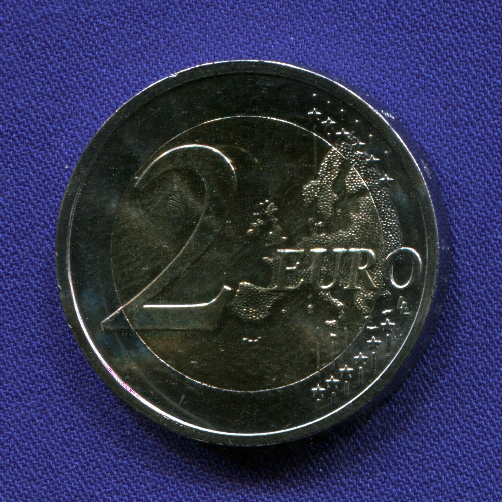 Германия 2 евро 2016 UNC Саксония  - 1