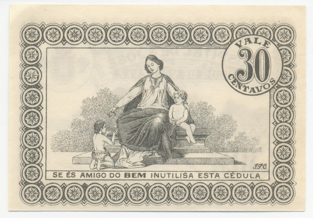 Набор Португалия 5, 10, 30, 50 сентаво ND - 7