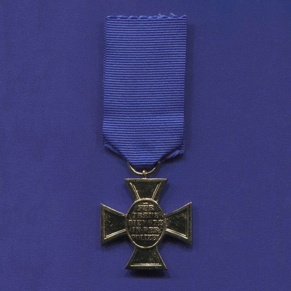 Крест за 25 лет выслуги в полиции (муляж) - 1