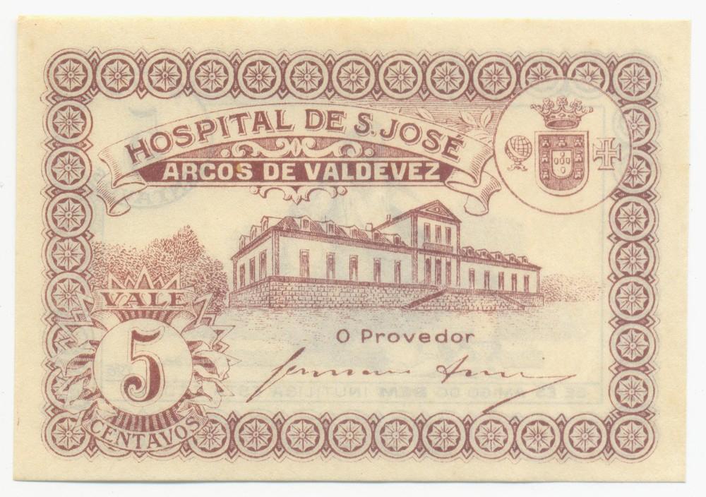 Набор Португалия 5, 10, 30, 50 сентаво ND - 2