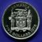 Ямайка 5 долларов 1975 Proof Норман Мэнли  - 1