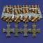 Колодка - 4 солдатских Георгиевских креста. Полный кавалер (муляж) - 1