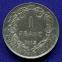 Бельгия 1 франк 1912 UNC  - 1