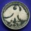 ФРГ 5 марок 1976 Proof 300 лет со дня смерти Ганса Якоба Кристоффеля фон Гриммельсгаузена  - 1