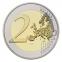 Литва 2 евро. Гора крестов.  2020 UNC - 1
