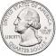 США 25 центов 2021 UNC Национальные исторические парки, Пилоты из Таскиги, Алабама, 56 парк, двор D - 1