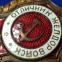 Знак «Отличник желдорвойск» Латунь Эмаль Винт - 7