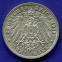 Германия/Вюртемберг 3 марки 1911 aUNC - 1