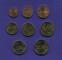 Набор монет Австрии EURO 8 монет 2004 UNC - 1