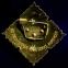 Значок «Суворовские военные училища 50 лет. 1943-1993 гг.» Алюминий Булавка - 1