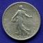Франция 1 франк 1916 aUNC  - 1