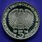 ФРГ 5 марок 1974 Proof 25 лет со дня принятия конституции  - 1