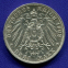 Германия/Вюртемберг 3 марки 1909 aUNC - 1